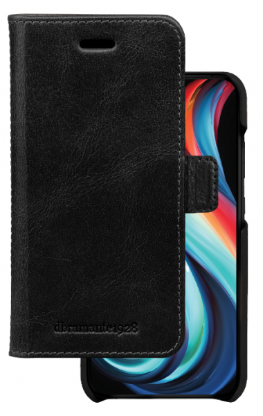 Dbramante1928 Samsung Galaxy S21 2-in-1 Wallet Case Lynge Black