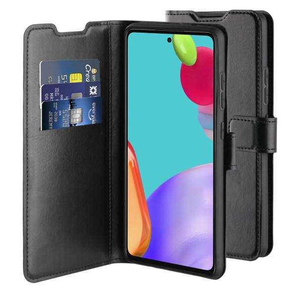 BeHello Samsung Galaxy A52 / A52s Gel Wallet Hoesje - Zwart