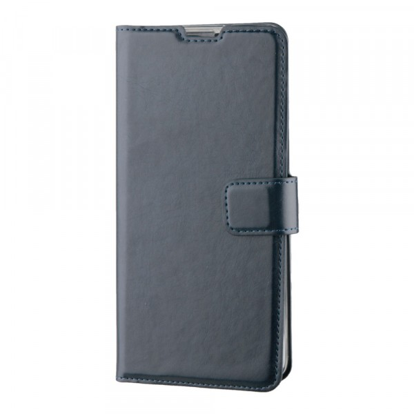 BeHello Samsung Galaxy S10 Hoesje - Gel Wallet Case Met Ruimte Voor 3 Pasjes Blauw