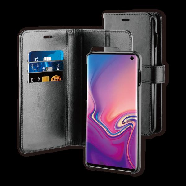 BeHello Samsung Galaxy S10 2-in-1 Wallet Case Black