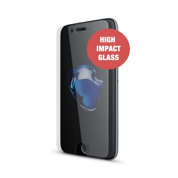 BeHello iPhone 8 / 7 / 6S / 6 Screenprotector High Impact Glass