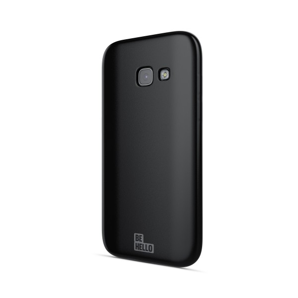 BeHello Samsung Galaxy A3 (2017) Thingel Case Black