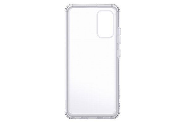 Samsung A32 LTE Soft Clear Cover Case Transparent