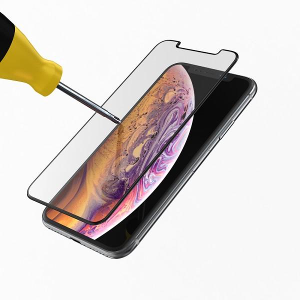BeHello High Impact Glass voor iPhone X iPhone Xs en iPhone 11 Pro
