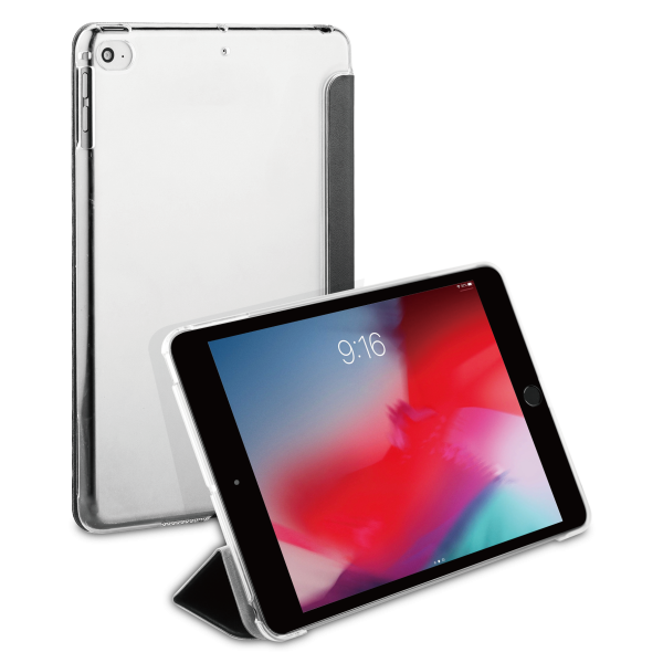 BeHello iPad Mini 5 (2019) Smart Stand Case Black