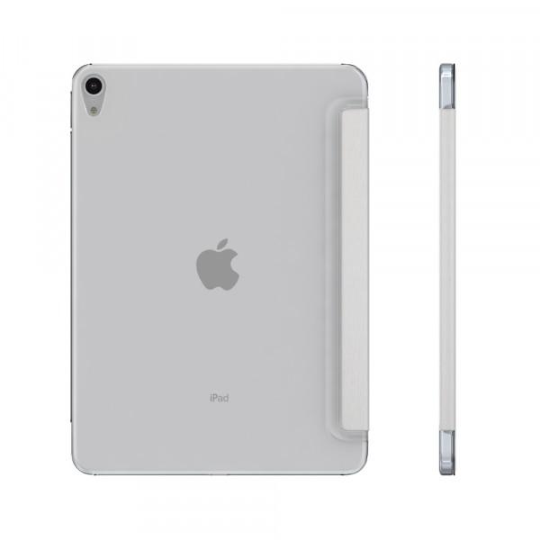 BeHello iPad Pro 11 (2018) Tablet Hoes met Smart Cover Zilver