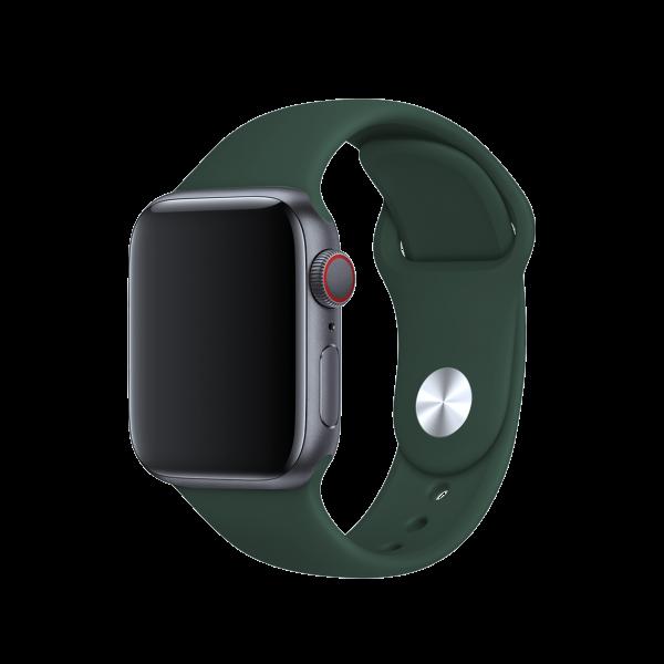 BeHello Premium Apple Watch Bandje 38/40mm voor Apple Watch Groen