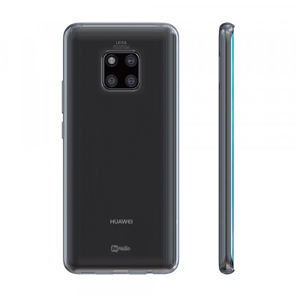 BeHello Huawei Mate 20 Pro ThinGel Siliconen Hoesje Transparant