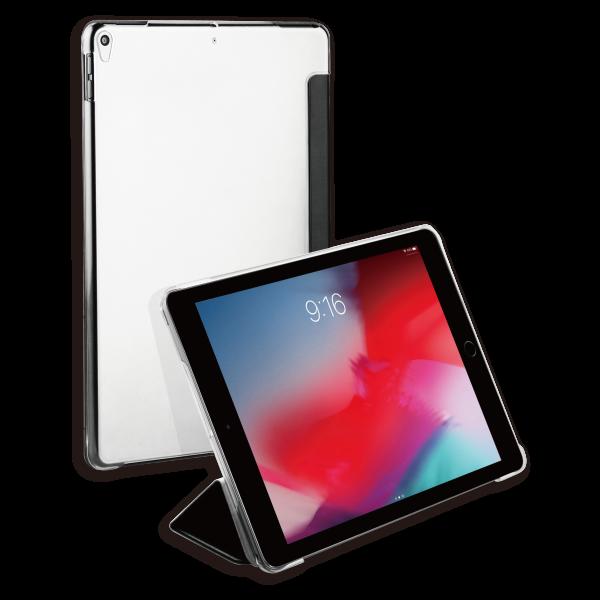 BeHello iPad 10.5 (2019) Tablet Hoes met Smart Cover Zwart