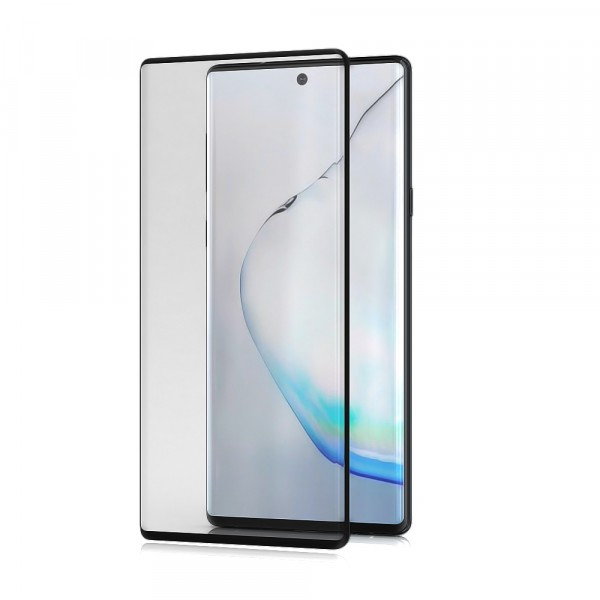 BeHello Samsung Galaxy Note 10 Screenprotector Tempered Glass - High Impact Glass
