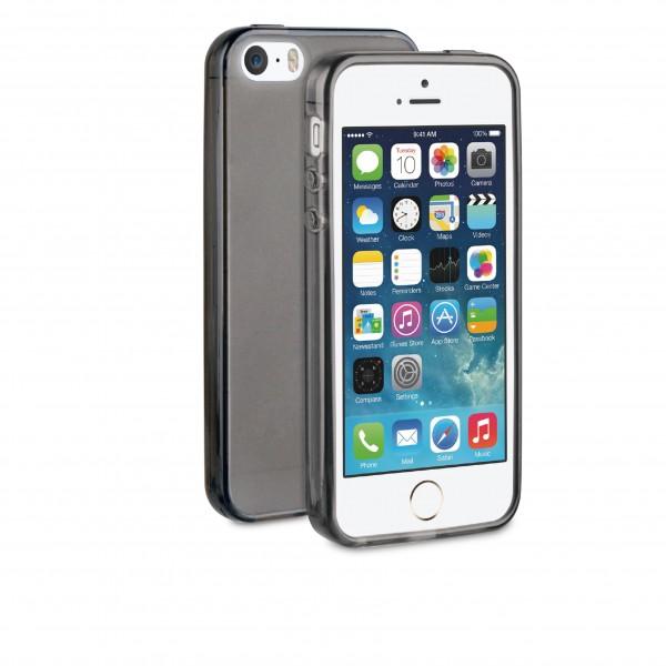 BeHello iPhone 5 / 5S / SE Gel Case Black