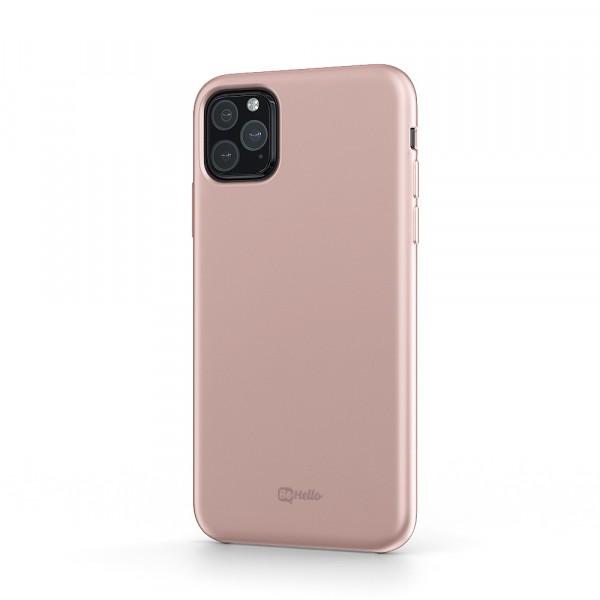 BeHello Premium iPhone 11 Pro Siliconen Hoesje Roze