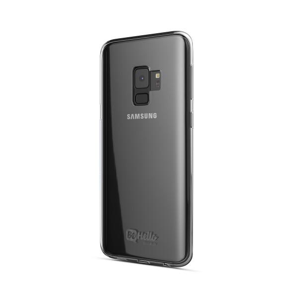 BeHello Samsung Galaxy S9 ThinGel Siliconen Hoesje Transparant