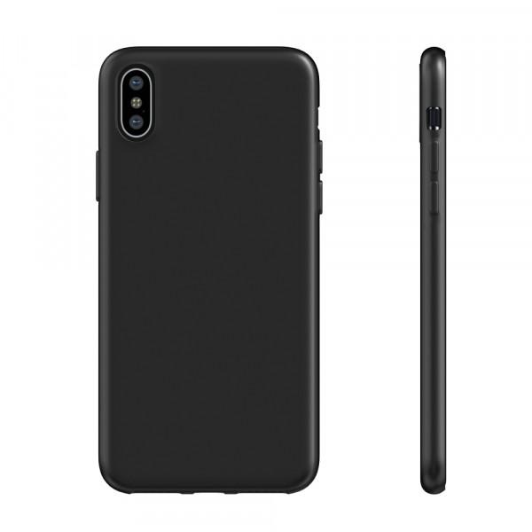 BeHello Thingel Case Zwart voor iPhone X Xs