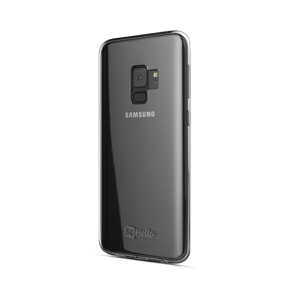 BeHello ThinGel Back Case Transparant voor Samsung Galaxy S9