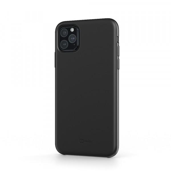 BeHello Premium iPhone 11 Pro Max Siliconen Hoesje Zwart