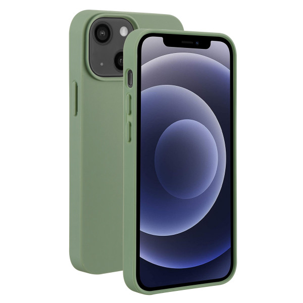 BeHello iPhone 13 mini Eco-friendly GEL Hoesje Groen
