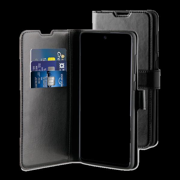 BeHello Samsung Galaxy S20 Ultra Gel Wallet Case Black