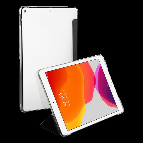 BeHello iPad 10.2 (2019) Tablet Hoes met Smart Cover Zwart