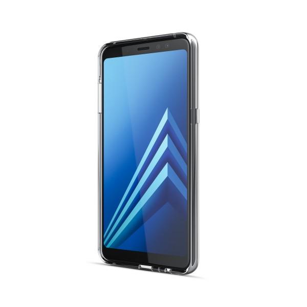 BeHello Gel Back Case Transparant voor Samsung Galaxy A8 (2018)