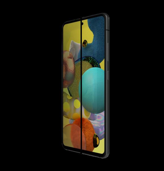 BeHello Samsung Galaxy A52 High Impact Glass Screen (AP) Anti-Bacterial