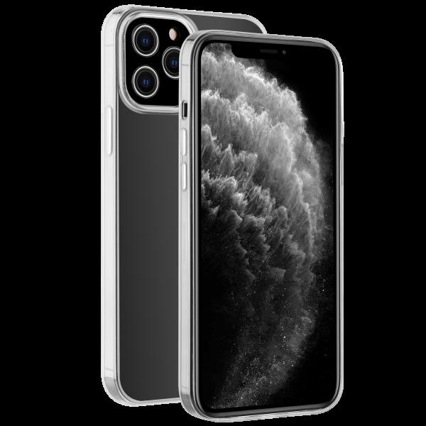 BeHello iPhone 12 Pro Max ThinGel Hoesje Transparant