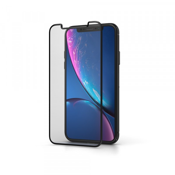 BeHello iPhone 11 / Xr Screenprotector High Impact Glass