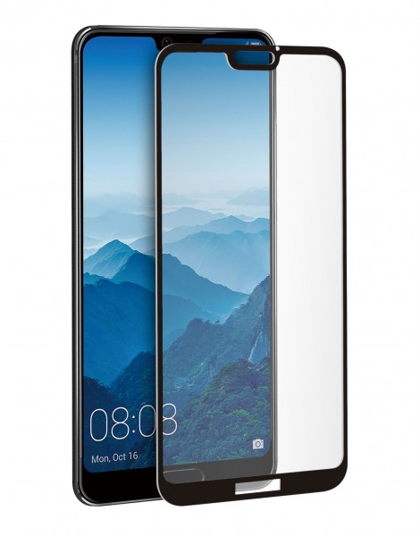 BeHello Screenprotector High Impact Glass voor Huawei P20 Lite