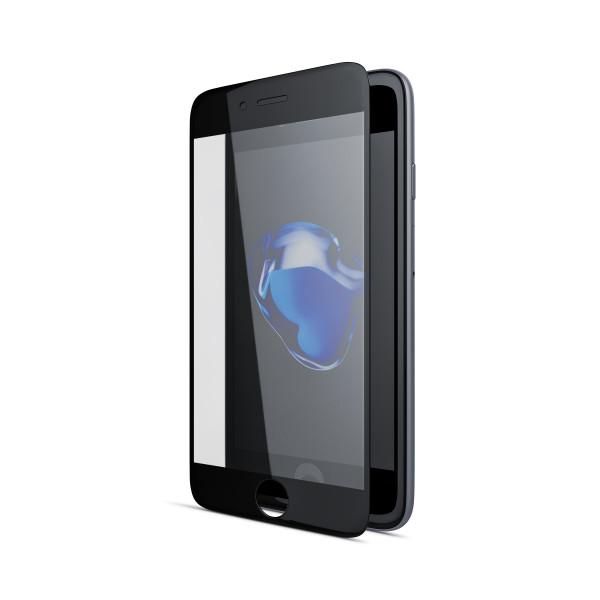 BeHello iPhone SE / 8 / 7 / 6S / 6 Screenprotector High Impact Fullcover Glass