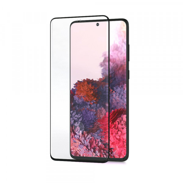 BeHello Samsung Galaxy S20 Screenprotector - High Impact Gehard Glas