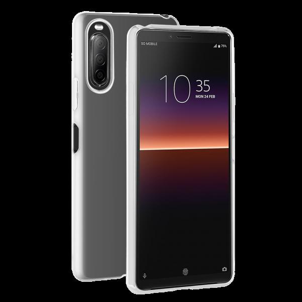 BeHello Sony Xperia 10 II ThinGel Case Transparent