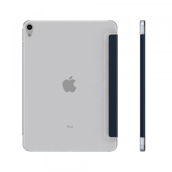 BeHello Smart Stand Case Blauw voor iPad 10.5 (2018)