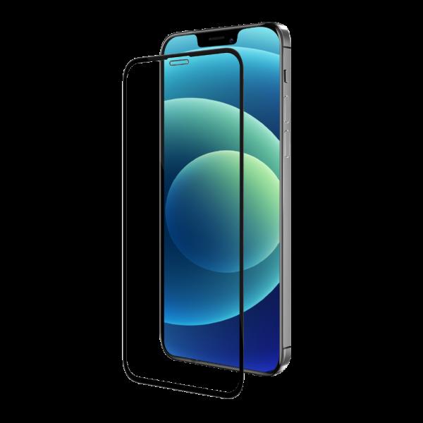 BeHello iPhone 12 / 12 Pro Screenprotector - Antibacterieel High Impact Gehard Glas