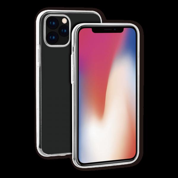 BeHello iPhone 11 ThinGel Siliconen Hoesje - Transparant