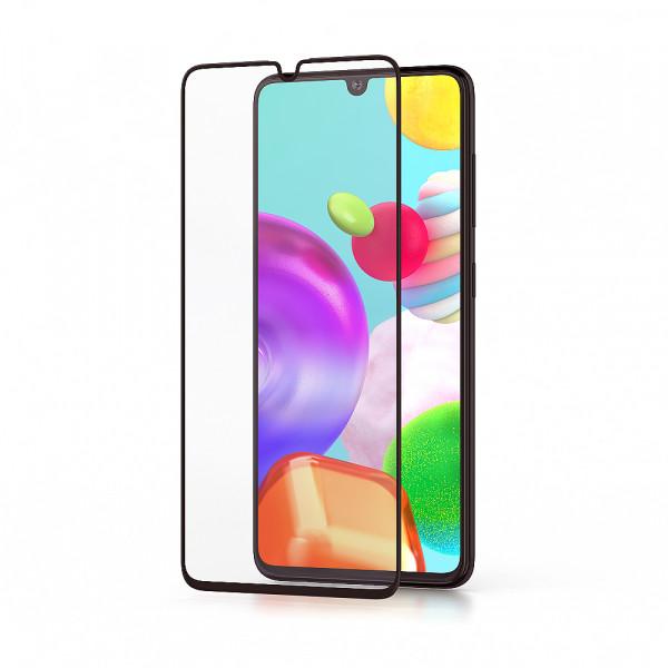 BeHello Samsung Galaxy A41 Screenprotector High Impact Glass