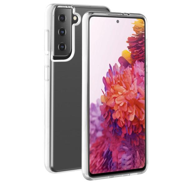 BeHello Samsung Galaxy S21+ ThinGel Hoesje - Transparent