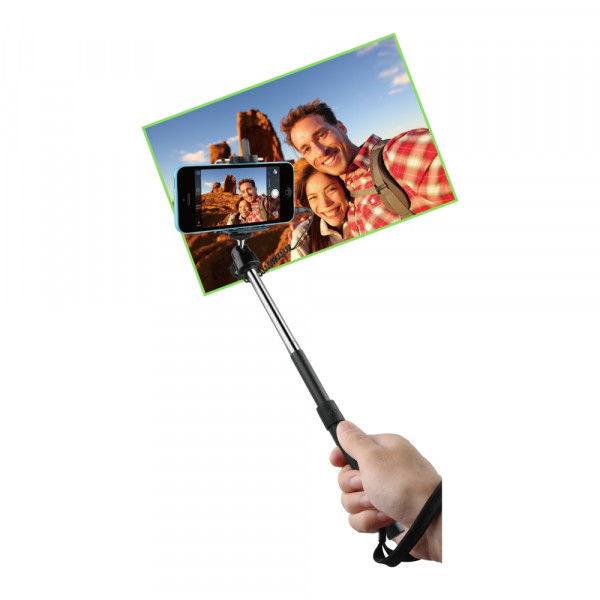 BeHello Selfie Stick Zwart