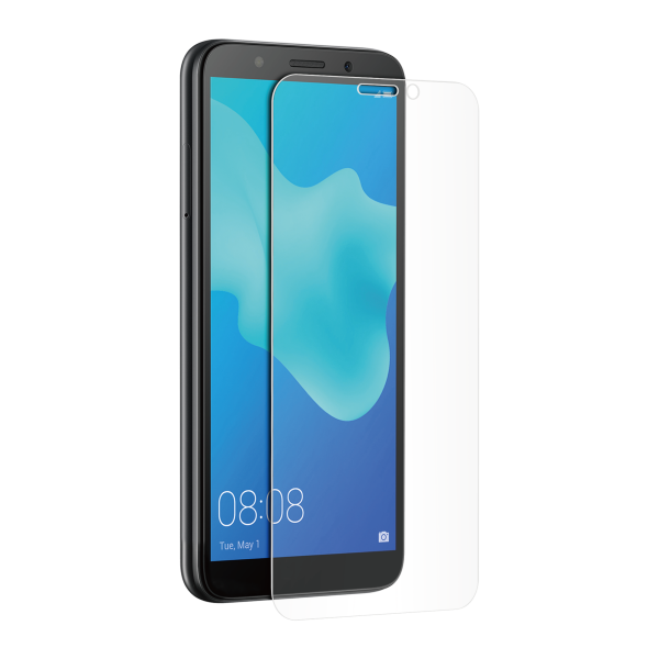 BeHello Huawei Y5 (2019) Screenprotector Tempered Glass - High Impact Glass