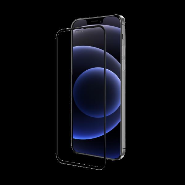 BeHello iPhone 12 Pro Max Screenprotector - Antibacterieel High Impact Gehard Glas