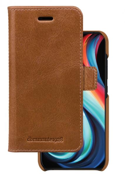 Dbramante1928 Samsung Galaxy S21 2-in-1 Wallet Case Lynge Tan