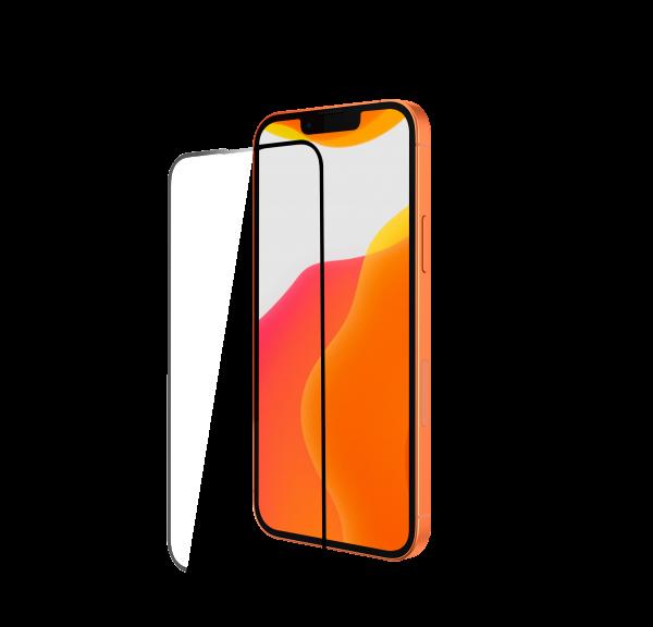 BeHello iPhone 13 / 13 Pro High Impact Glass Screenprotector Anti-Bacterial