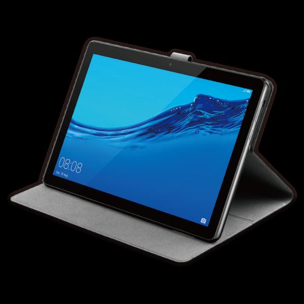 BeHello Huawei MediaPad T5 10 Tablet Hoes Zwart