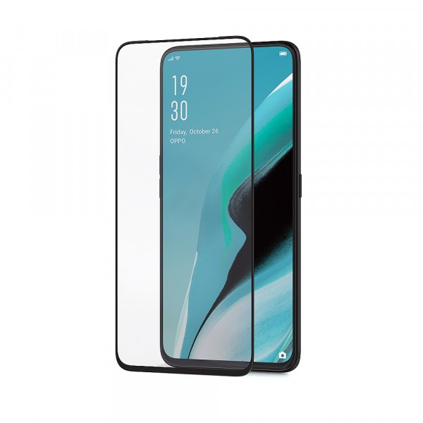 BeHello Oppo Reno2 Z Screenprotector Tempered Glass - High Impact Glass