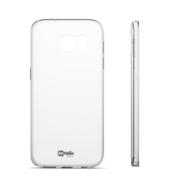 BeHello Xiaomi Poco X3 Gel Hoesje - Transparant