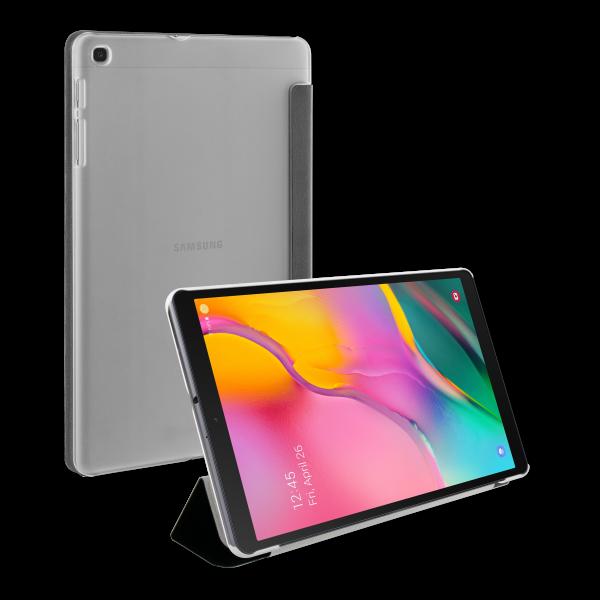 BeHello Samsung Galaxy Tab A 10.1 (2019) Tablet Hoes met Smart Cover Zwart
