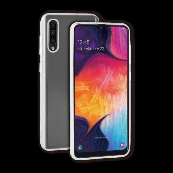 BeHello Samsung Galaxy A50 Thingel Case Transparent