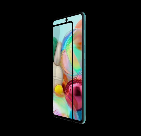BeHello Samsung Galaxy A72 High Impact Glass Screen (AP) Anti-Bacterial