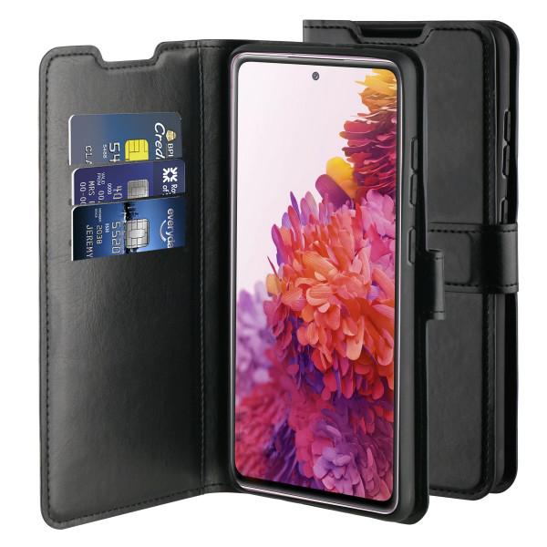 BeHello Samsung Galaxy S21 Ultra Gel Wallet Hoesje - Zwart