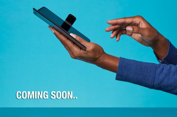 BeHello Samsung Galaxy Tab A7 10.4 (2020) Smart Stand Case Black