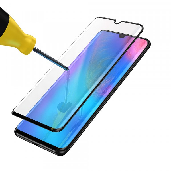 BeHello Huawei P30 Pro Screenprotector Tempered Glass - High Impact Glass